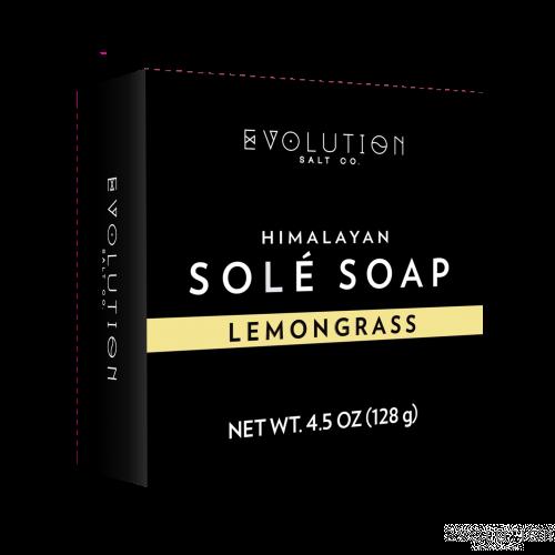 Lemongrass Sole Bath Soap