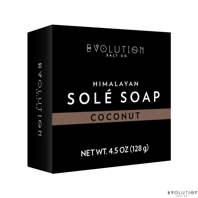 Coconut Sole Bath Soap