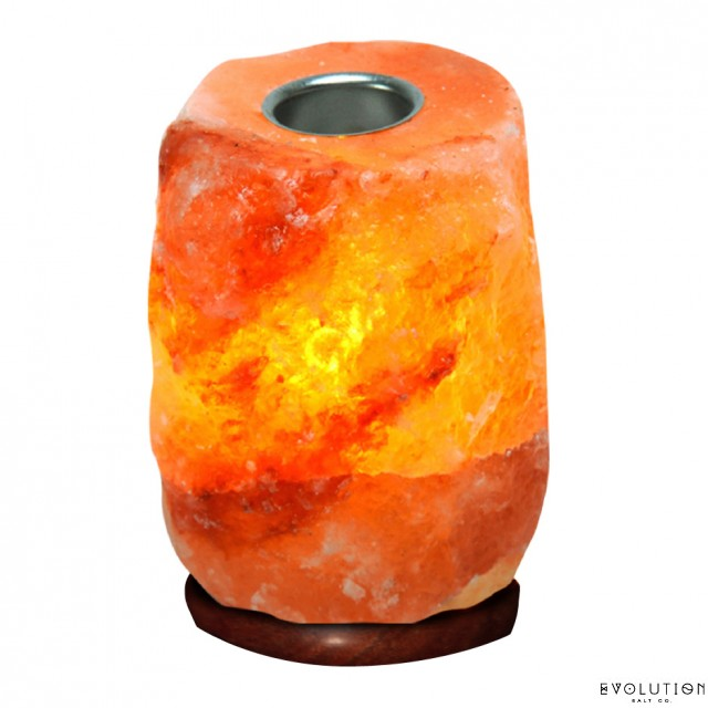 Aromatherapy Crystal Salt Lamp