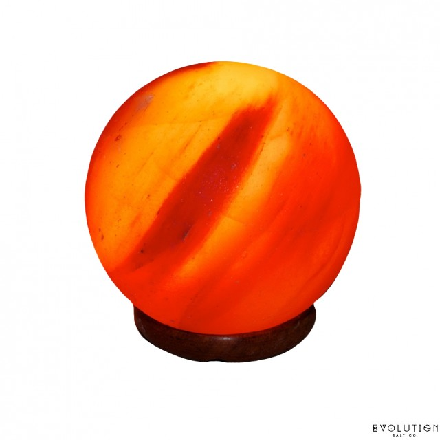 sphere crystal salt lamp 6 - Evolution Salt Lamp