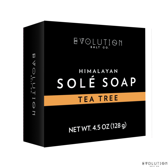 Tea Tree Sole Bath Soap