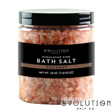 Himalayan Bath Salt Coarse - Coconut