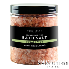 Himalayan Bath Salt Coarse - Eucalyptus