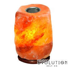 Aromatherapy Crystal Salt Lamp
