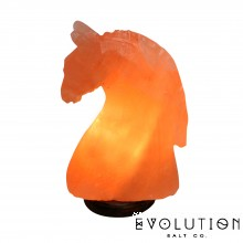 Horse Crystal Salt Lamp