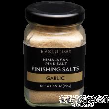 Himalayan Pink Salt Finishing Salt - Garlic