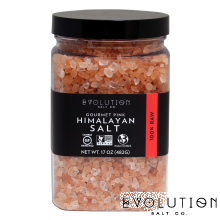 Himalayan Salt Coarse Grind 17 oz