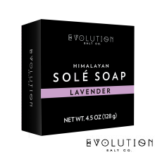 Lavender Sole Bath Soap