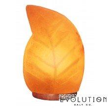 Leaf Crystal Salt Lamp