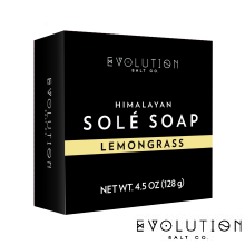 Lemongrass Sole Bath Soap