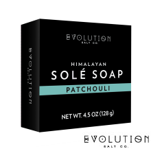 Patchouli Sole Bath Soap