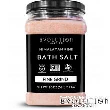 Himalayan Bath Salt - Fine Grind, 5 lbs