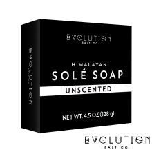 Natural Sole Bath Soap
