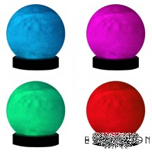 USB Sphere Lamp Multi Color Changing